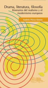 PEREZ-SIMON cover drama literatura filosofia